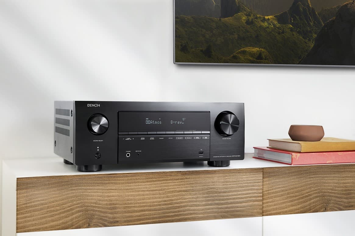 best av receiver for lg oled tv