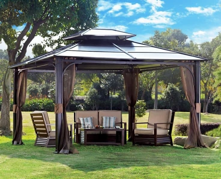 Best Patio Gazebo Under $500